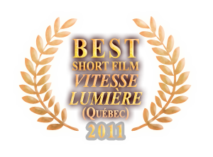 Best short film at Vitesse Lumiere