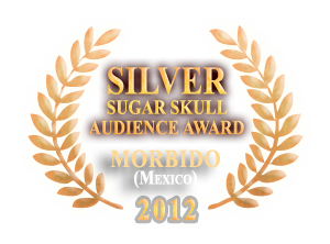 Silver Sugar Skull audience Award Morbido 2012