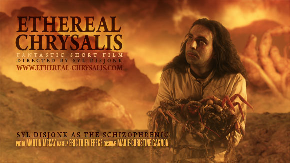 Ethereal Chrysalis at H.P. Lovecraft Film Festival