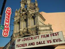 H.P. Lovecraft Film Festival - Hollywood Theatre Portland, Oregon